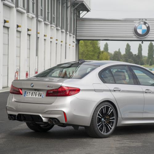 BMW M5 (essai - 2018)