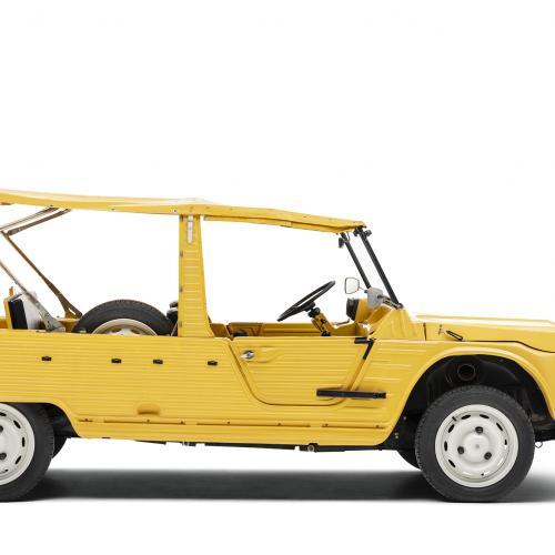 Citroën E-Méhari Castelbajac