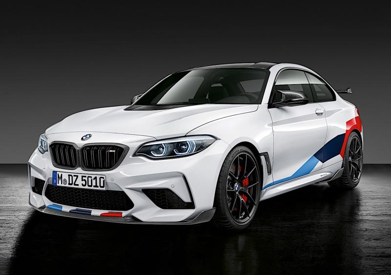 BMW M2 Competition M Performance