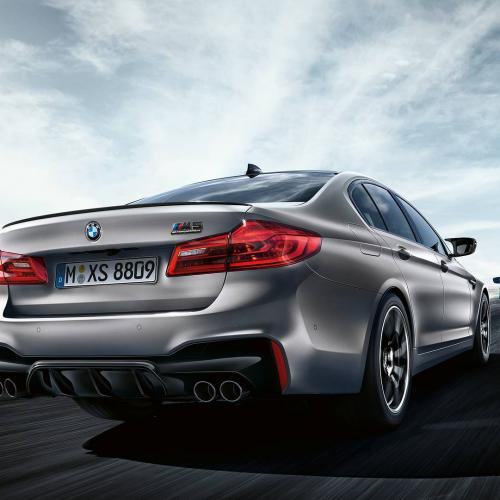BMW M5 Competition (F90 - 2018)