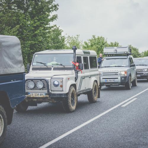 Jubilé Land Rover 2018