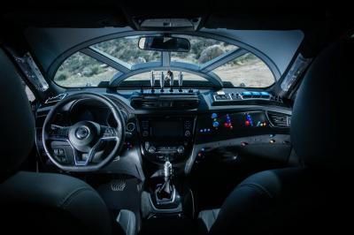 Nissan Rogue Faucon Millenium