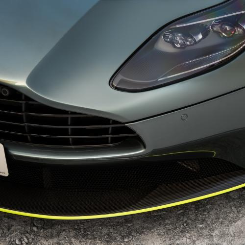 Aston Martin DB11 AMR (officiel - 2018)