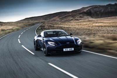 Aston Martin DB11 AMR (officiel - 2018)