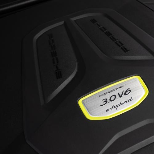 Porsche Cayenne E-Hybrid (essai - 2018)