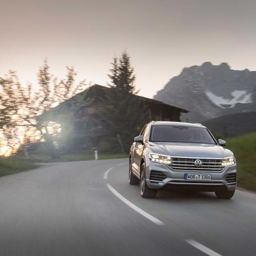 Volkswagen Touareg (essai - 2018)