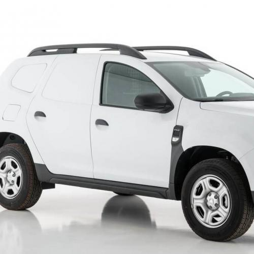 albums photos dacia duster utilitaire. Black Bedroom Furniture Sets. Home Design Ideas
