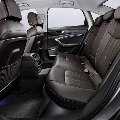 Audi A6 (essai - 2018)
