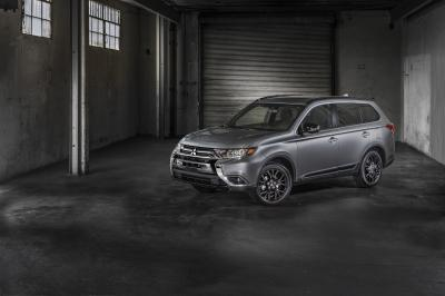 Mitsubishi ASX et Outlander ''BLACK Collection'' (officiel - 2018)
