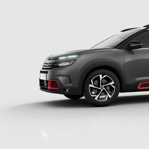 Citroën C5 Aircross (2018 - officiel)