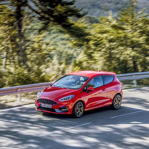 Ford Fiesta ST (essai - 2018)