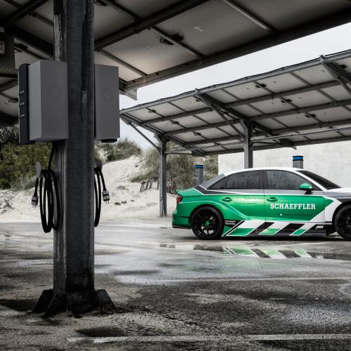Schaeffler 4ePerformance (officiel - 2018)