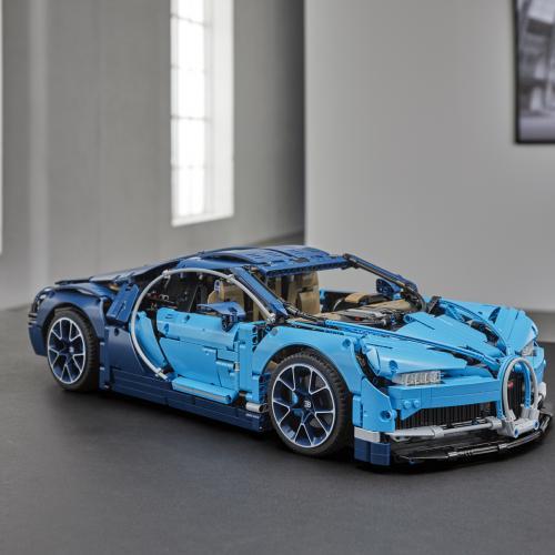 Bugatti Chiron Lego Technics