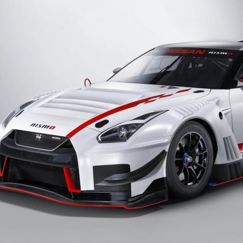 Nissan Nismo GT-R GT3 2018