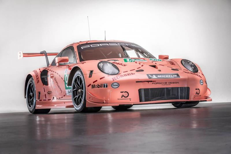 albums photos porsche 911 rsr 24 heures du mans 2018. Black Bedroom Furniture Sets. Home Design Ideas