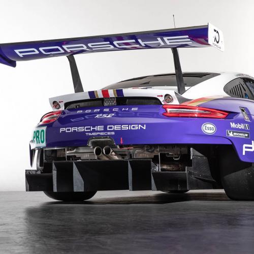 Porsche 911 RSR 24 Heures du Mans 2018