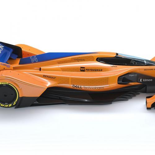 McLaren MP4-X2
