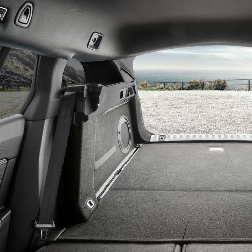 Peugeot 508 SW (officiel - 2018)