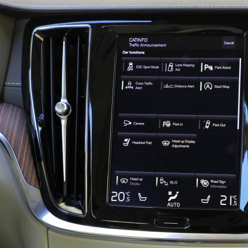 Volvo V60 (essai - 2018)