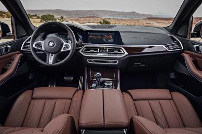 BMW X5 (2019 - officiel)