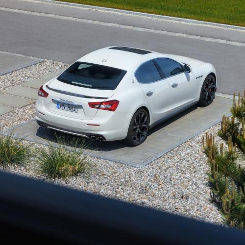 Maserati Ghibli S par Novitec