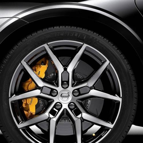 Volvo S60 Polestar Engineered (teasers)
