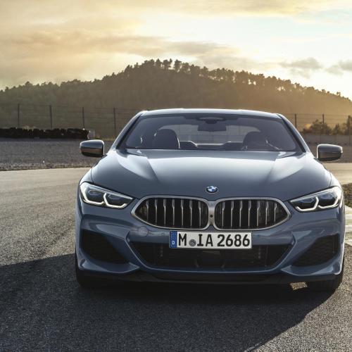 BMW Série 8 (2018 - officiel)