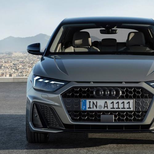 Audi A1 (2019 - officiel)