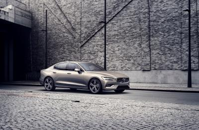 Volvo S60 (2018 - Officiel)