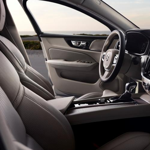 Volvo S60 (2018 - Officiel)