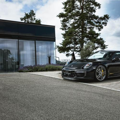 Porsche 911 TechArt GTsport