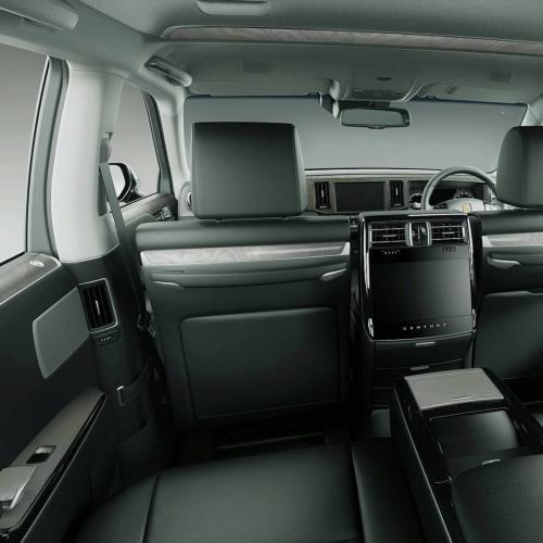 Toyota Century 2019