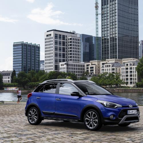 Hyundai i20 et i20 Active restylées (essai - 2018)