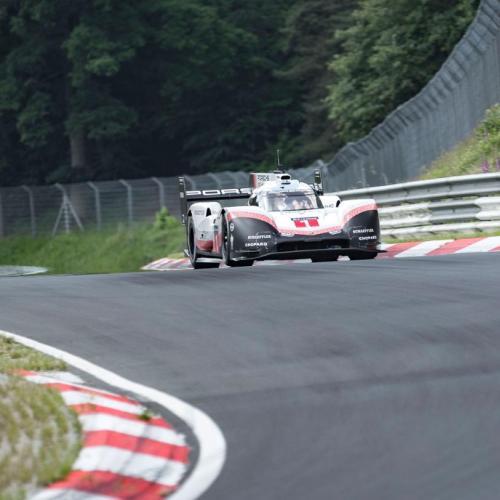 Porsche 919 Evo au Nürburgring