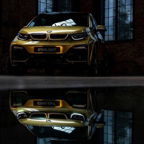 BMW i8 et i3s Starlight Edition