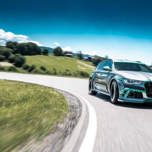 Audi RS6-E par ABT