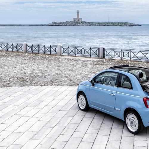 Fiat 500 « Spiaggina 58 »