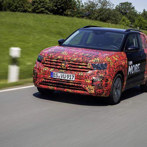 Volkswagen T-Cross (prototype - officiel)
