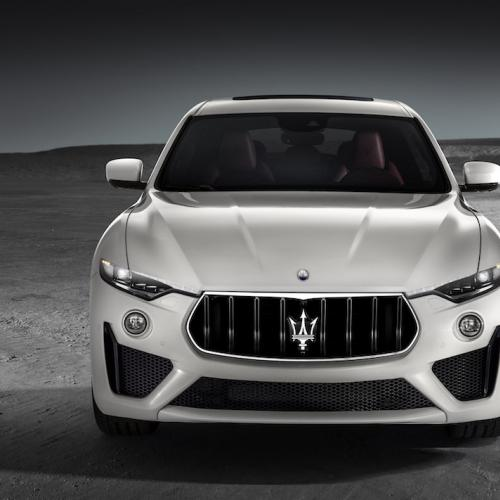 Maserati Levante GTS | les photos officielles du SUV