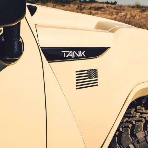 Rezvani TANK Military Edition
