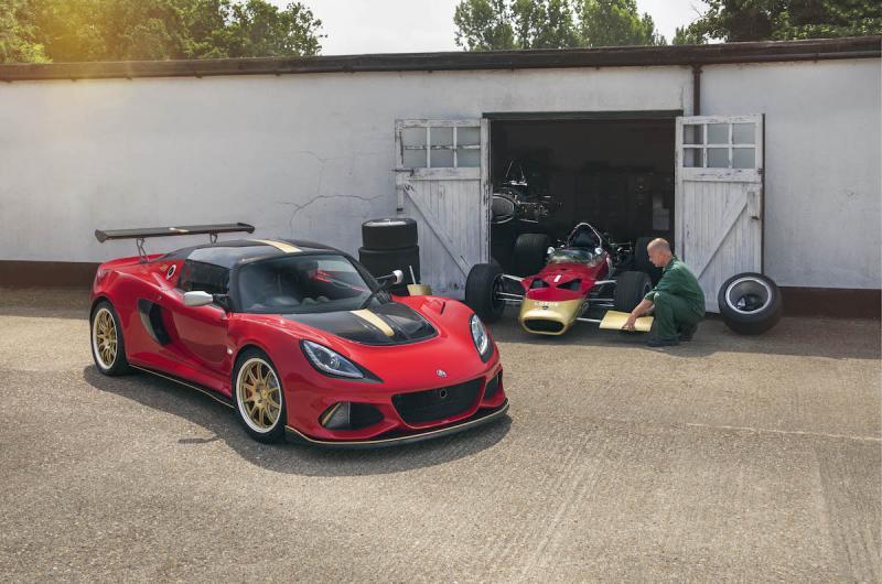 Lotus Exige Cup 430 Type 79 et Type 49 | les photos officielles des versions 2018