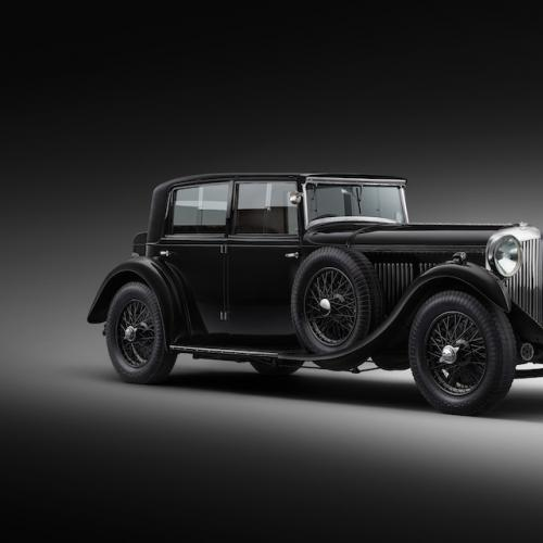 Bentley Mulsanne W.O. Edition by Mulliner   les photos de l'édition hommage au fondateur