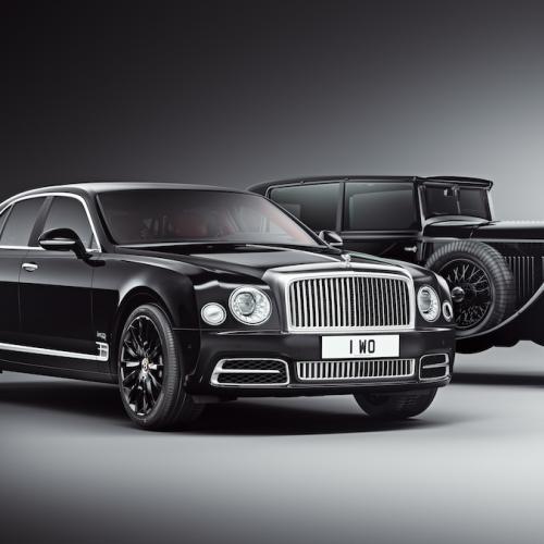 Bentley Mulsanne W.O. Edition by Mulliner | les photos de l'édition hommage au fondateur