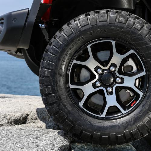 Jeep Wrangler (essai - 2018)