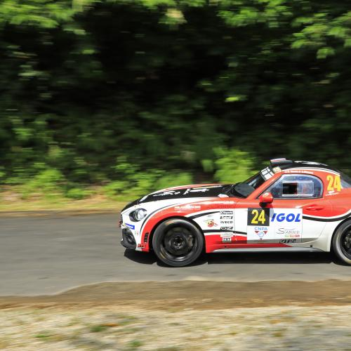 Abarth 124 GT | Les photos de l'essai