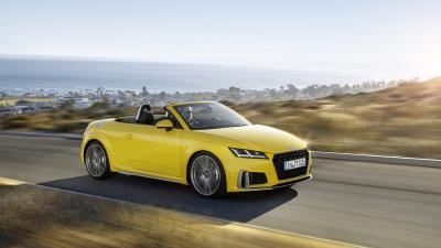Audi TT restylée (2018) | les photos du roadster