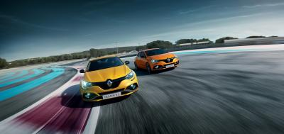 Renault Mégane RS Trophy | les photos officielles de la version 2018
