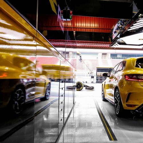 Renault Mégane RS Trophy | les photos officielles de la version 2018