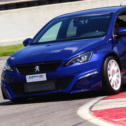 Peugeot 308 GTi Arduini Corse | Les photos de la sportive radicale