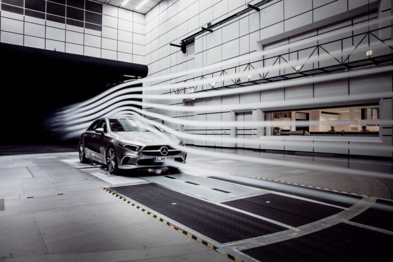 Mercedes Classe A Berline 2018